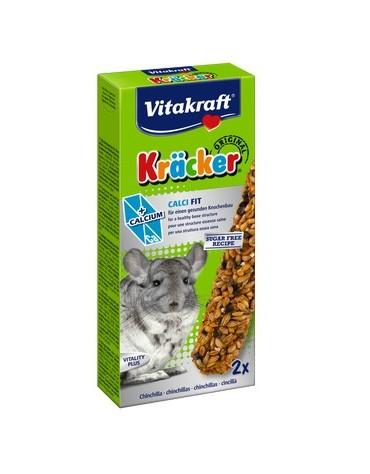 Vitakraft Kracker 2szt Szynszyla z wapnem 112g [26556]