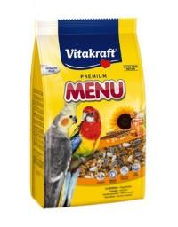 Vitakraft Menu Vital Papuga średnia 1kg [2110621]