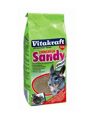 Vitakraft Sandy Special Pył kąpielowy dla szynszyli 1kg