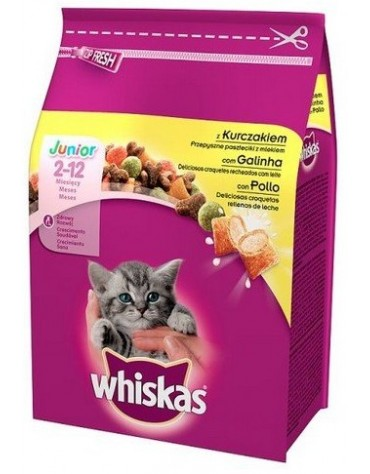 Whiskas Junior Kurczak 14kg