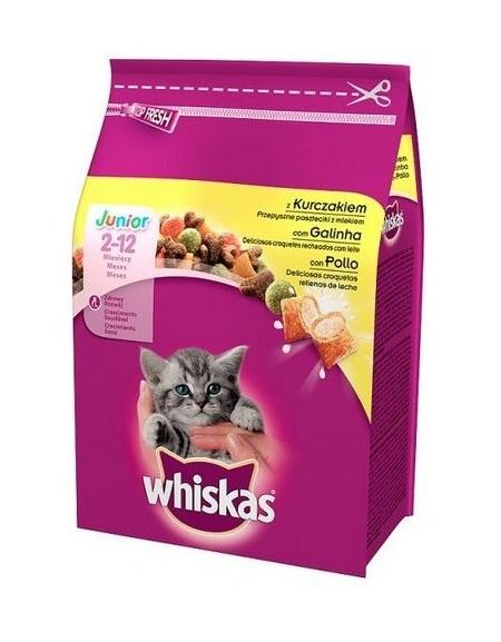 Whiskas Junior Kurczak 14kg