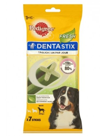Pedigree Dentastix Fresh 25+kg 270g