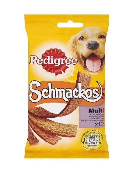 Pedigree Schmackos Multi 104g