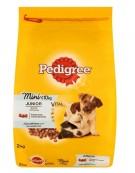 Pedigree Junior Mini Kurczak z ryżem 2kg