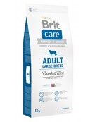 Brit Care New Adult Large Breed Lamb & Rice 12kg