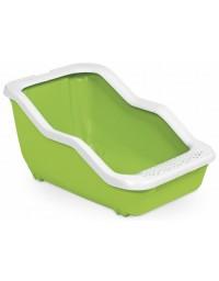 MPS Kuweta Netta Open biało-zielona 54x39x29cm