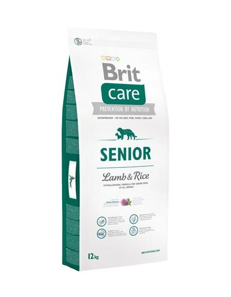Brit Care New Senior Lamb & Rice 12kg