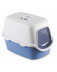 Stefanplast Toaleta Cathy z filtrem Błękitna [97585]
