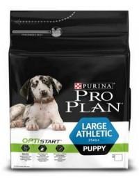 Purina Pro Plan Puppy Large Athletic OptiStart Kurczak 12kg