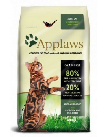 Applaws Cat Adult Chicken & Lamb 2kg