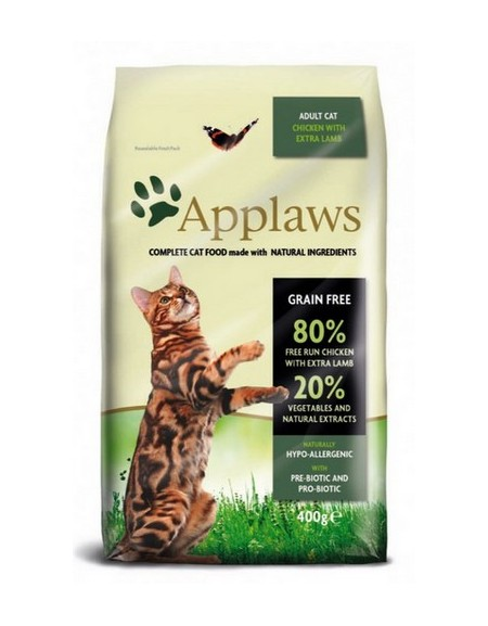 Applaws Cat Adult Chicken & Lamb 2kg