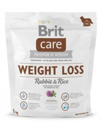 Brit Care New Weight Loss Rabbit & Rice 1kg