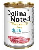 Dolina Noteci Premium Pies Pure Kaczka puszka 400g