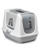 Yarro/Moderna Toaleta z filtrem Trendy - Zakochany kot [Y3446]