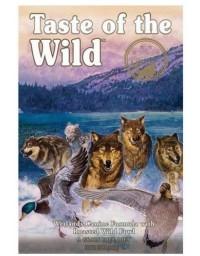 Taste of the Wild Wetlands Canine z mięsem z dzikiego ptactwa 13kg