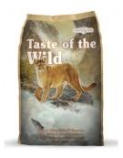 Taste of the Wild Canyon River Feline z pstrągiem i łososiem 2kg