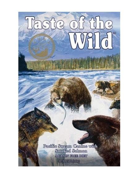 Taste of the Wild Pacific Stream Canine z mięsem z łososia 2kg