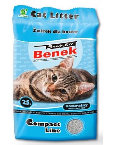 Super Benek Compact (błękitny) 25L
