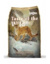 Taste of the Wild Canyon River Feline z pstrągiem i łososiem 7kg