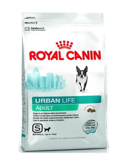 Royal Canin Urban Life S Adult karma sucha dla psów dorosłych, ras małych, żyjących w środowisku miejskim 7,5kg
