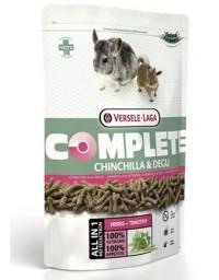 Versele-Laga Chinchilla & Degu Complete pokarm dla szynszyli i koszatniczki  500g