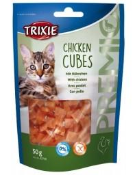 Trixie Premio Chicken Cubes - z kurczakiem 50g [42706]