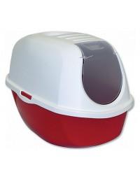 Yarro/Moderna Toaleta z filtrem Eco-Line Classic bordo [Y3410]