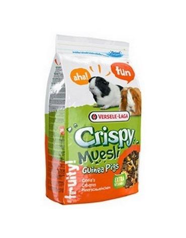 Versele-Laga Crispy Muesli Guinea Pig - pokarm dla świnki morskiej 1kg