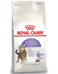 Royal Canin Sterilised Appetite Control karma sucha dla kotów dorosłych, sterylizowanych, z apetytem 10kg