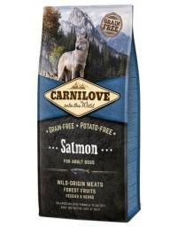 Carnilove Dog Salmon Adult - łosoś 1,5kg