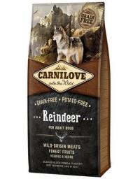 Carnilove Dog Reindeer Adult - renifer 12kg