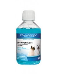 Francodex Fresh Dent płyn do higieny jamy ustnej 250ml [FR179120]