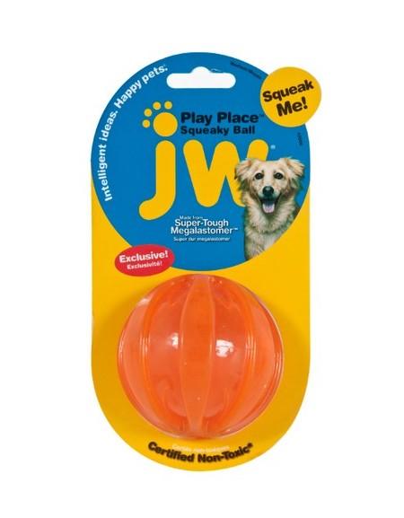 JW Pet Squeaky Ball Medium [43606]
