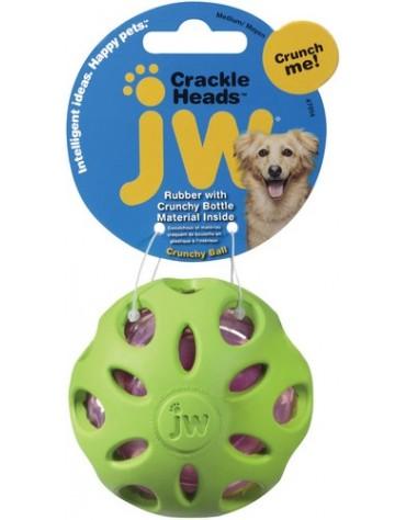 JW Pet Crackle Ball Medium [47014]