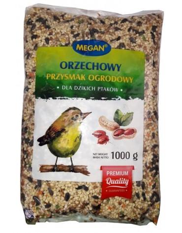 Megan Orzechowy przysmak ogrodowy 1kg [ME249]