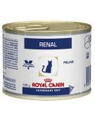Royal Canin Veterinary Diet Feline Renal puszka 195g
