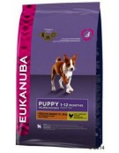 Eukanuba Puppy Medium Breed 18kg (15+3kg gratis)