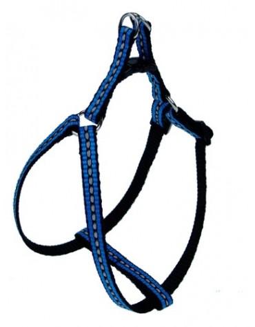 Champion Szelki Taśma Lux odblaskowa 40 niebieska [TSZLO (Bł)]