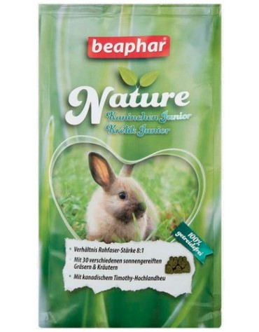 Beaphar Nature Królik Junior 750g