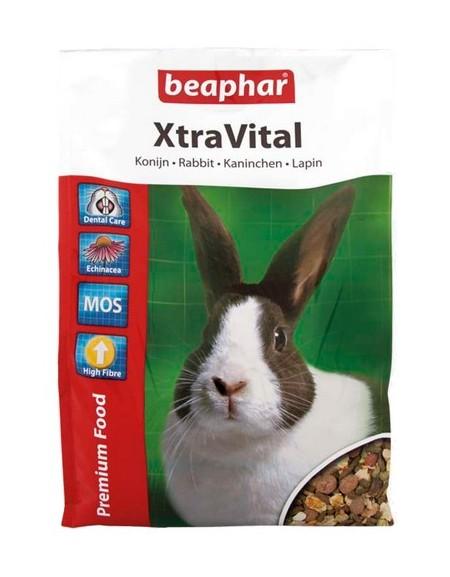 Beaphar Xtra Vital Rabbit Food - dla królika 2,5kg