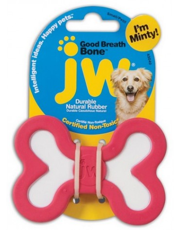 JW Pet Breath Bone Medium [43041]