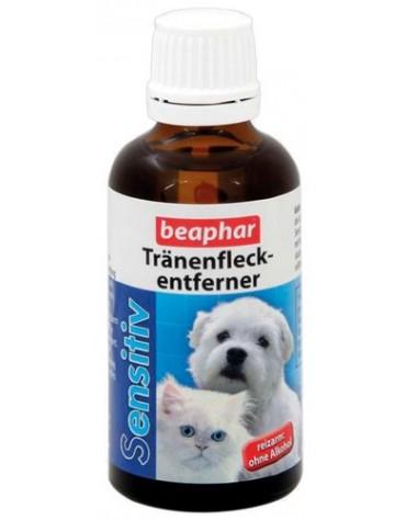 Beaphar Treanenfleckentferner - płyn do pielęgnacji oczu i uszu 50ml