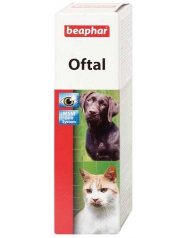 Beaphar Oftal Eyewater - krople do pielęgnacji oczu 50ml