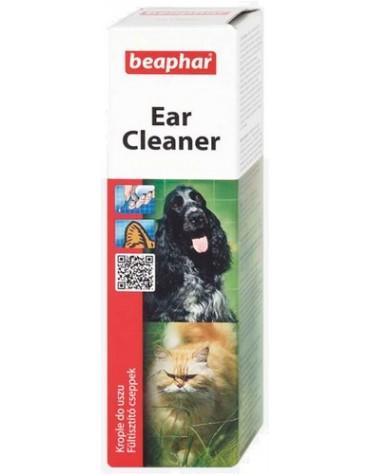 Beaphar Ear Cleaner - krople do pielęgnacji uszu 50ml