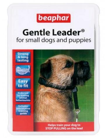 Beaphar Gentle Leader S - obroża uzdowa mała czarna