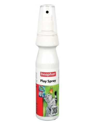 Beaphar Play Spray - kocimiętka 150ml