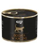 Natural Taste Kot z kaczką puszka 185g