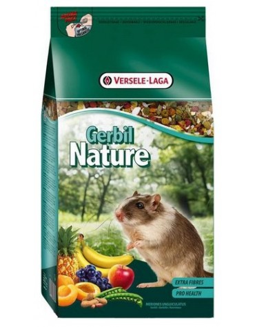 Versele-Laga Gerbil Nature pokarm dla myszoskoczka 2,5kg