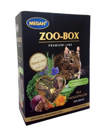 Megan Zoo-Box dla koszatniczki 420g