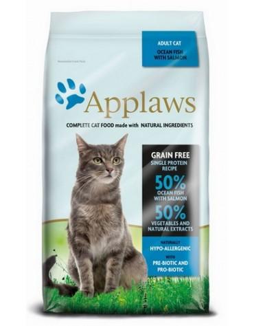 Applaws Cat Adult Ocean Fish & Salmon 6kg